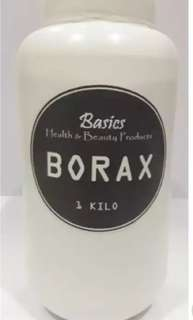Borax for slime
