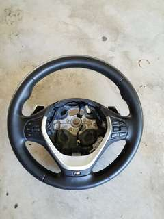 BMW M Sports Steering Wheel