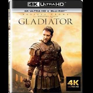 [Rent-A-4K-Movie] GLADIATOR (2000)