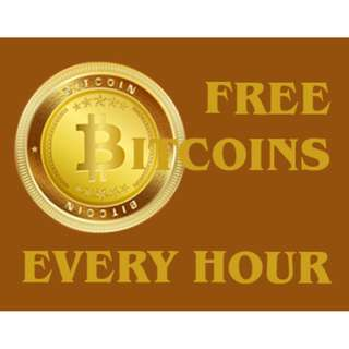 Want Free Bitcoins?