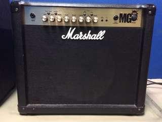 🚚 Marshall MG30FX