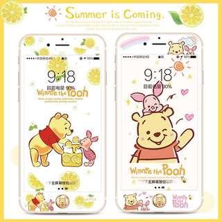 小熊維尼-Winnie the Pooh iPhone 手機屏幕保護貼