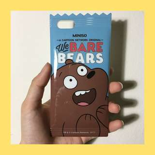 MINISO We Bear Bears Case