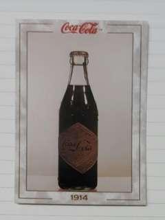 Vintage Coca Cola Cards