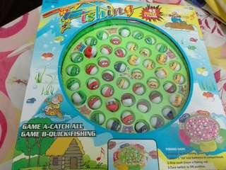 FISHING GAME (5 PLAYERS)