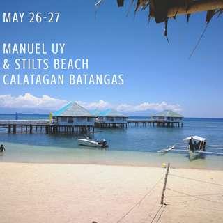 Manuel Uy & Stilts Beach Calatagan