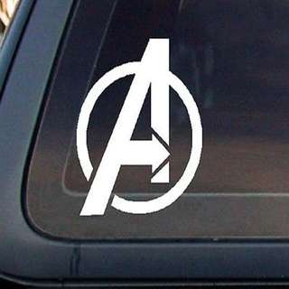 Avengers Car sticker Decal Vinyl