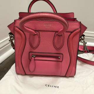Designer Bag Authentic Celine Mini Bag