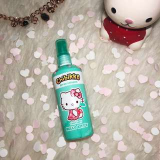 CHIBIKKO Spray Cologne Hello Kitty Body Mist 100ml (Fairy Berry)