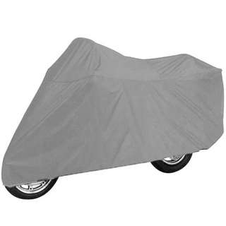 Motorcycle Cover Gray
