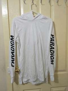 Paradigm slimfit with hoodie