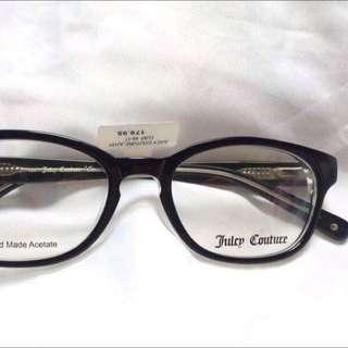 Black Juicy Couture Eyeglasses