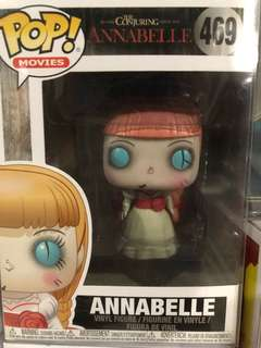 Annabelle the Conjuring Funko Pop
