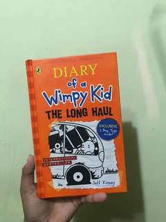 "Diary of a wimpy kid ""the Long haul"""
