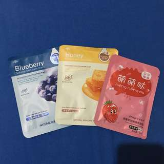 mask sheet take all 20 rb