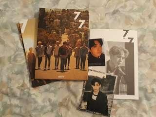 GOT7 7for7 Thai Pressed Album