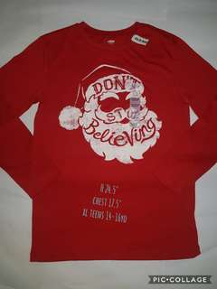 Original old navy crew neck long sleeves tee for teens 14-16 yrs old