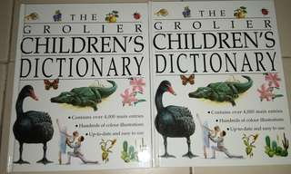 The Grolier Children's Dictionary