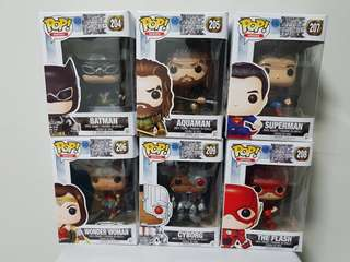 Funko Pop : Justice League