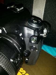 Preloved Nikon D300S