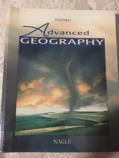 Oxford advanced geography textbook nagle