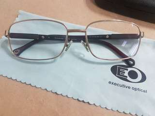 EO Men's Eyeglass frame