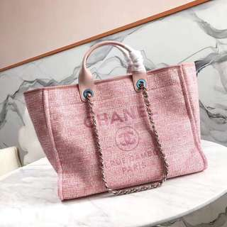 Chanel Deauville Exotic Choice Of Colours 38cm
