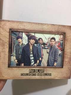 Cn blue 4th album re:blue