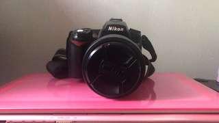 •Nikon D90•