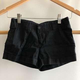 Cotton On Black Shorts