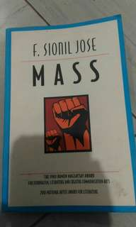 "F. Sionil Jose ""MASS"""