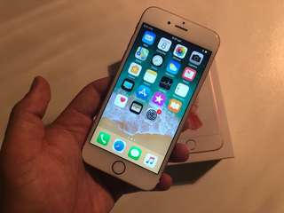 iPhone 6s 16Gb immaculate condition