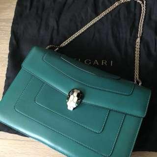 95%New BVLGARI Handbag Medium