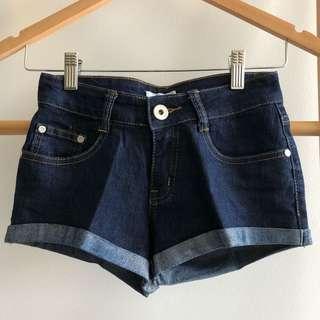 Valleygirl Denim Shorts