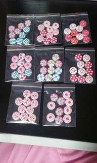 DIY Craft Buttons