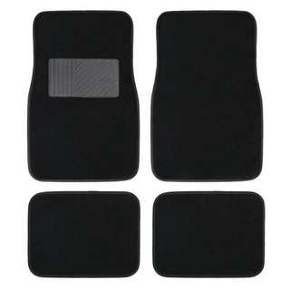 4pcs Full Set Carpet Floor Mats Universal Fit Mat for Car