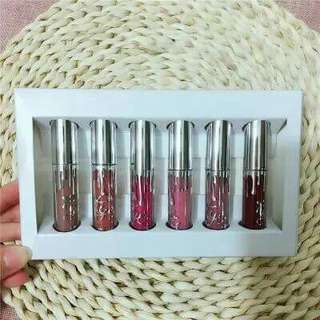 Kylie Holiday Edition Set 6pcs