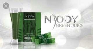 Nworld Nbody Green Juice