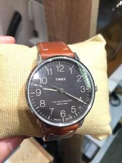 美國 Timex 手錶 Waterbury Classic TW2P95800