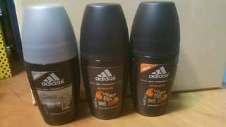 * On Sale!*Adidas anti perspirant 40ml 44g
