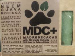 Madre de cacao soap or MDC Soap 135gms