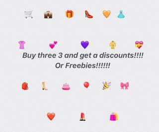DISCOUNTS and FREEBIES!!!!