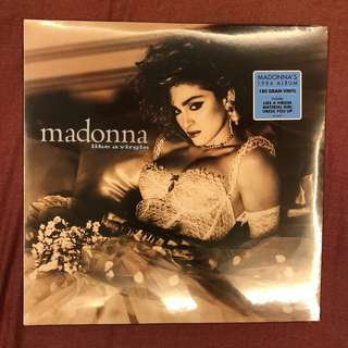 "NEW LP: Madonna ""Like A Virgin"" (180 Gram, US)"
