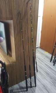 Fishing Rod Boat Rod