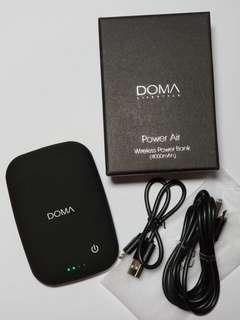 DOMA Power Air Wireless  Power Bank (4000mAh)