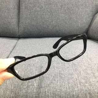 Lens-free glasses