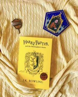 (INSTOCK) HARRY POTTER 20TH ANNIVERSARY EDITION