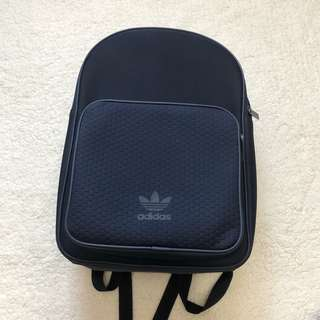 Adidas Originals Navy Blue Backpack