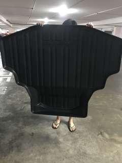 Honda Accord boot tray
