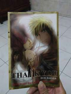 Komik Thank You